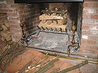 Your Chimney Questions Answered: Laying the Logs
